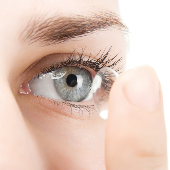 Contact Lens Training & Fitting