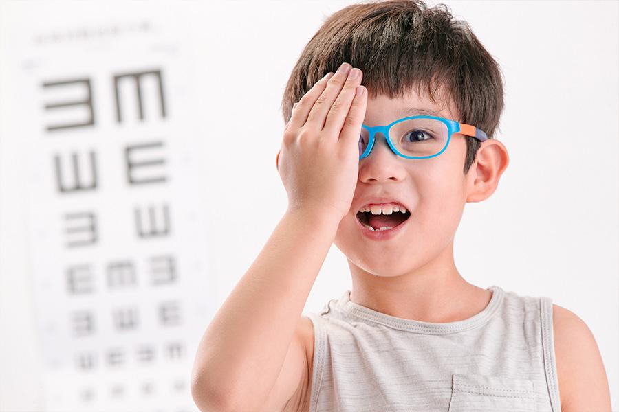 Gross Visual Acuity - Precision Eye Care