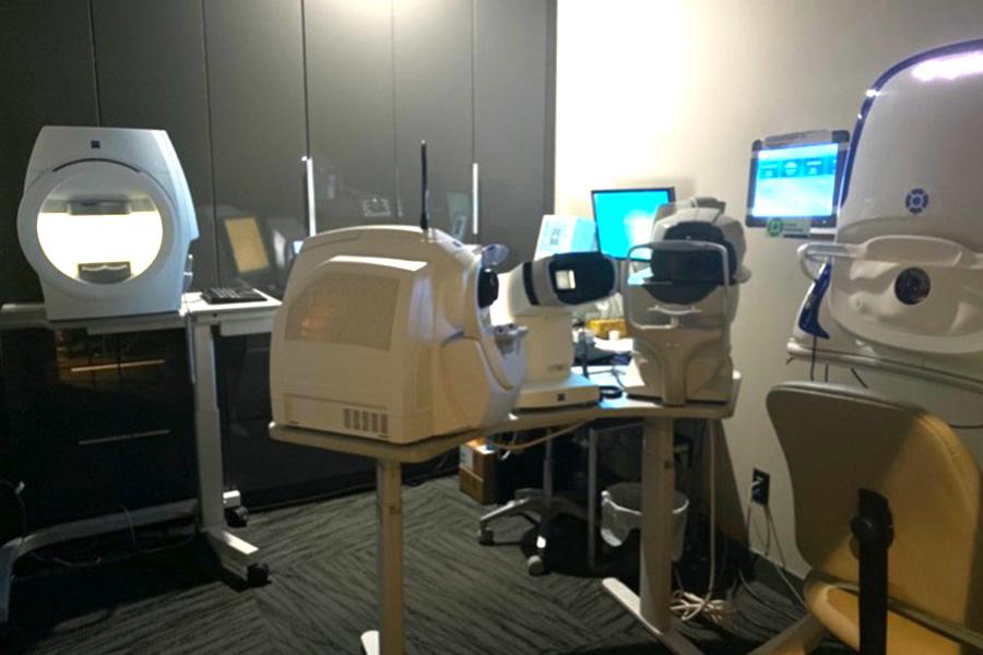 Pre Testing - Precision Eye Care