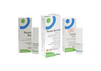 Topical Artificial Tears - Precision Eye Care